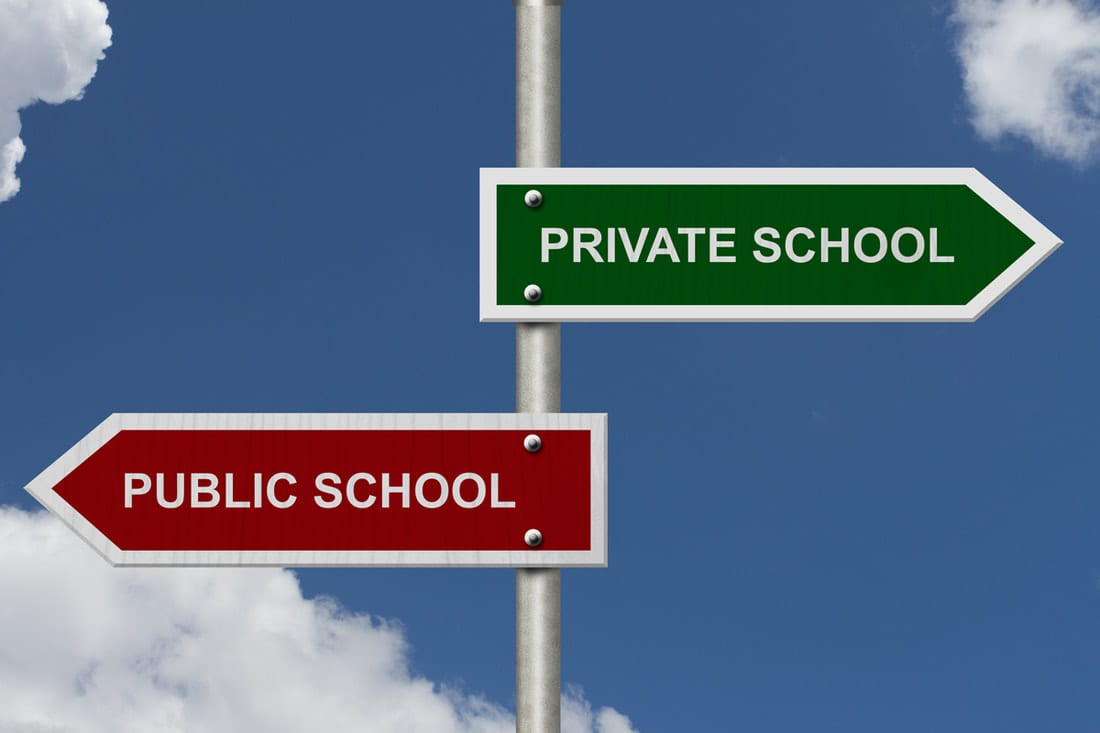 4 Situations You Need Private Education Over Public
