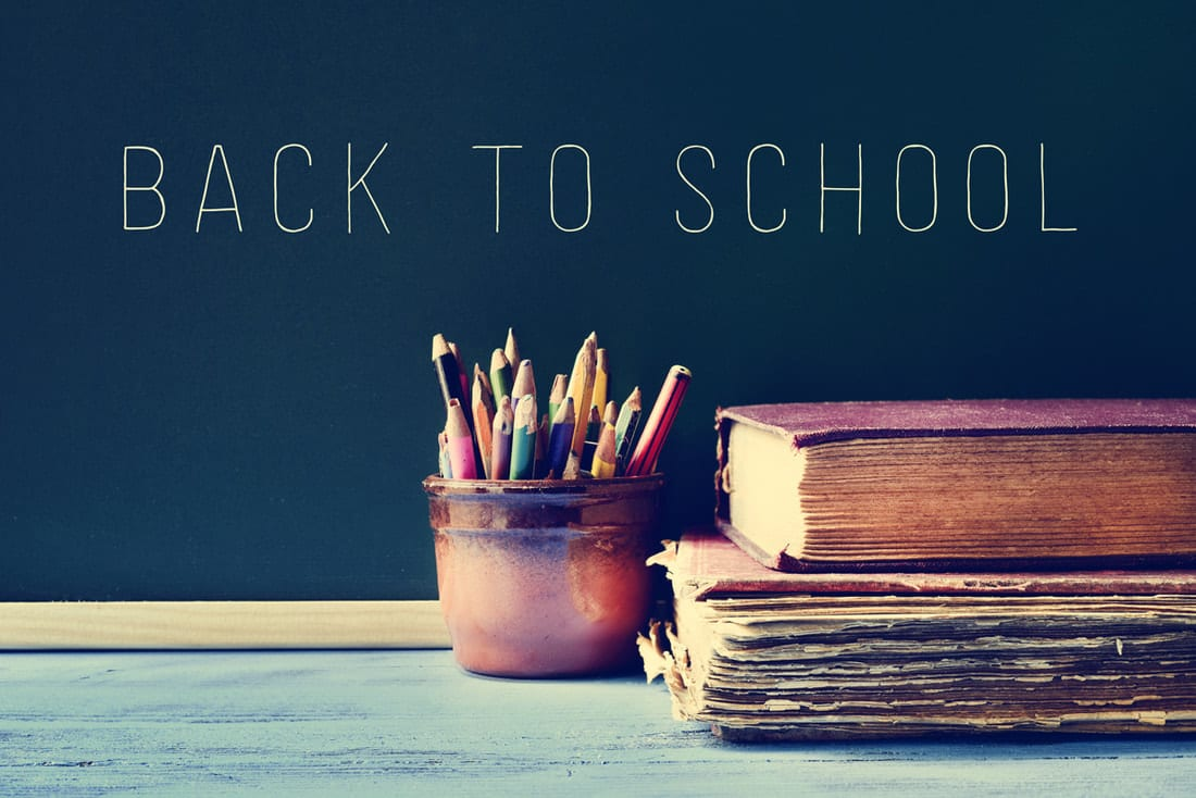 Back to School: How To Get Organized (And Stay That Way)