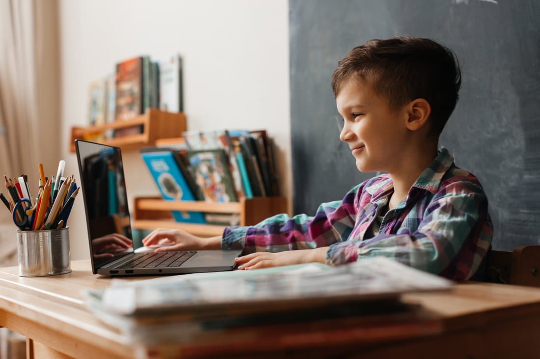 How To Champion Your Child's Online Education