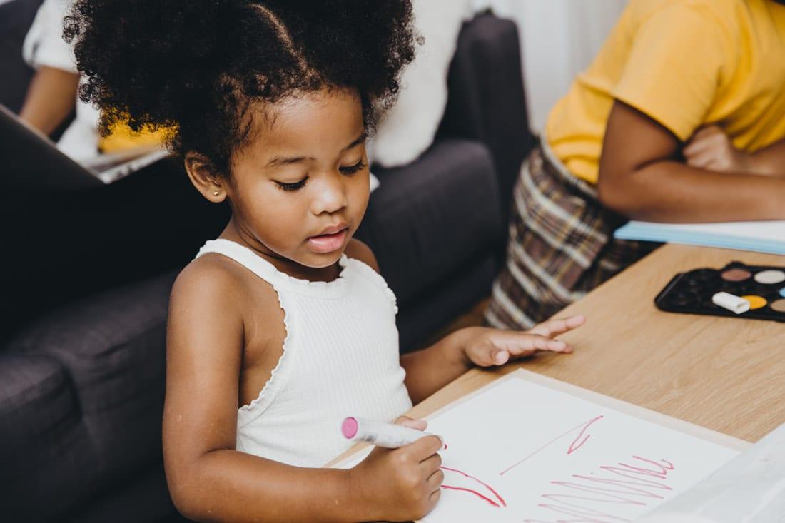 How To Comfort Preschool Kids Amidst A Global Emergency