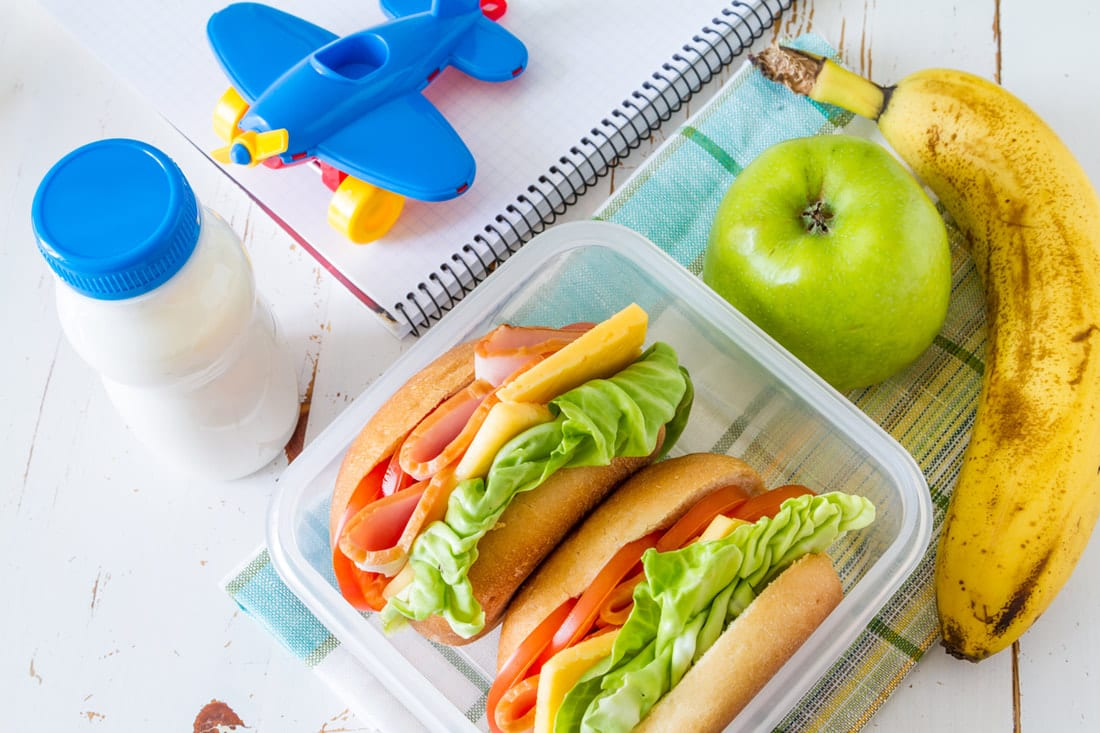 How to Involve Your Kindergarten Student in the Kitchen
