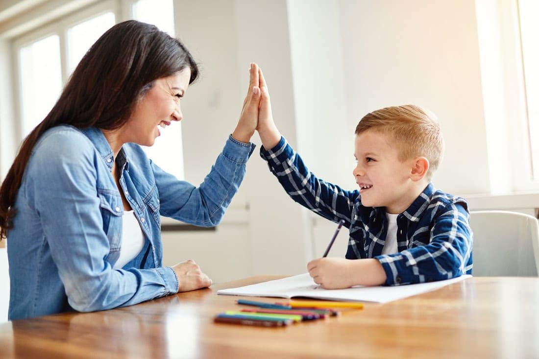 Parenting Tips For Boosting Your Kids Self Esteem