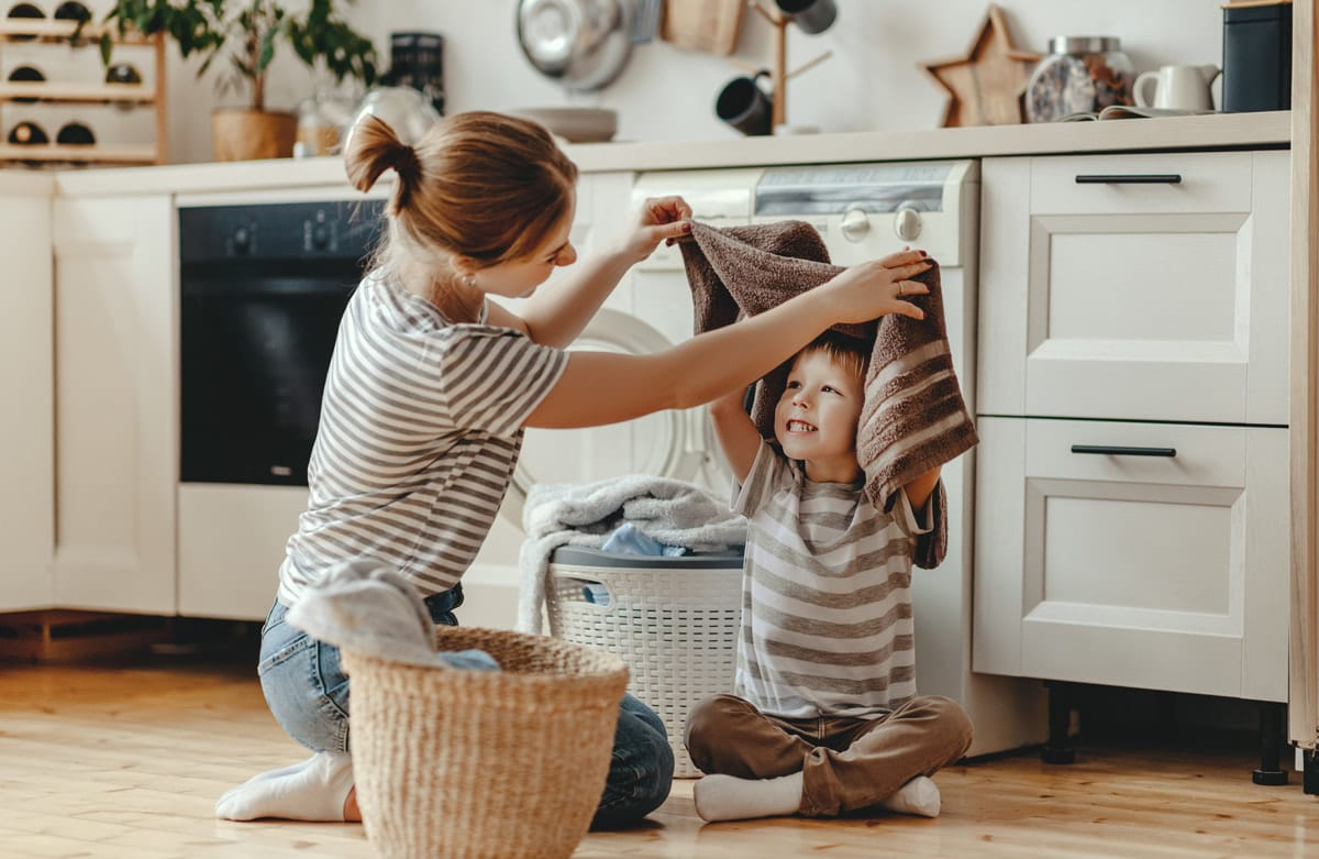 Parenting Tips For Implementing Age-Appropriate Chores