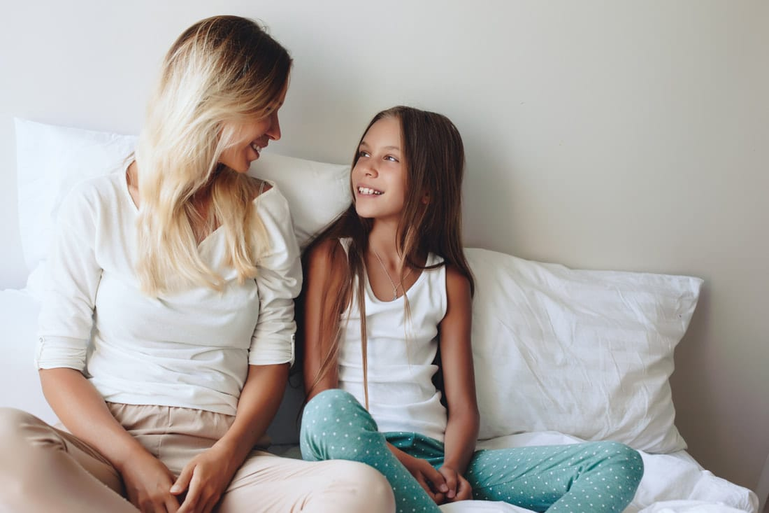 Parenting Tips for Talking to Your Kids About Hard Things
