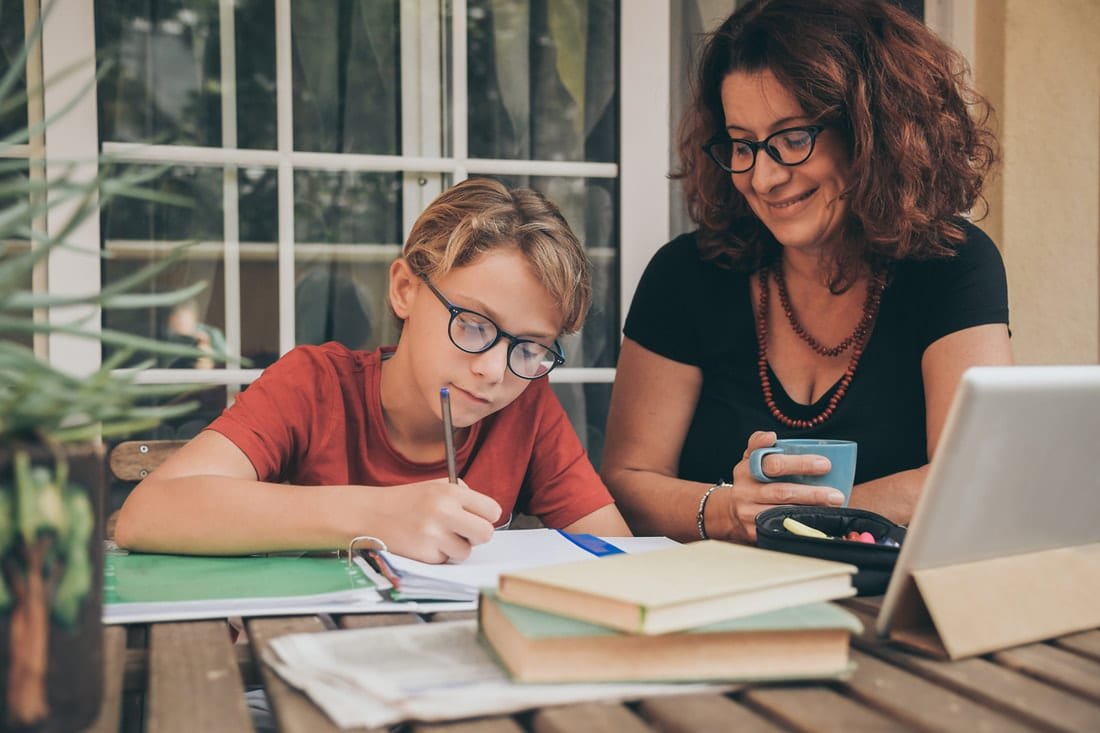 Parenting Tips For Teaching Your Kids At Home