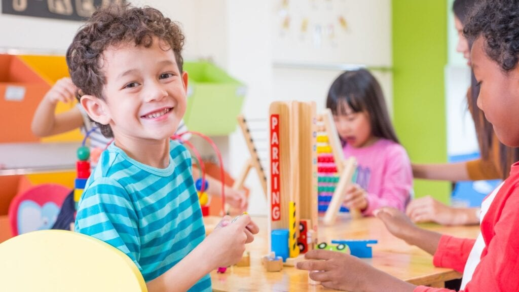 The Importance of Play in Kindergarten