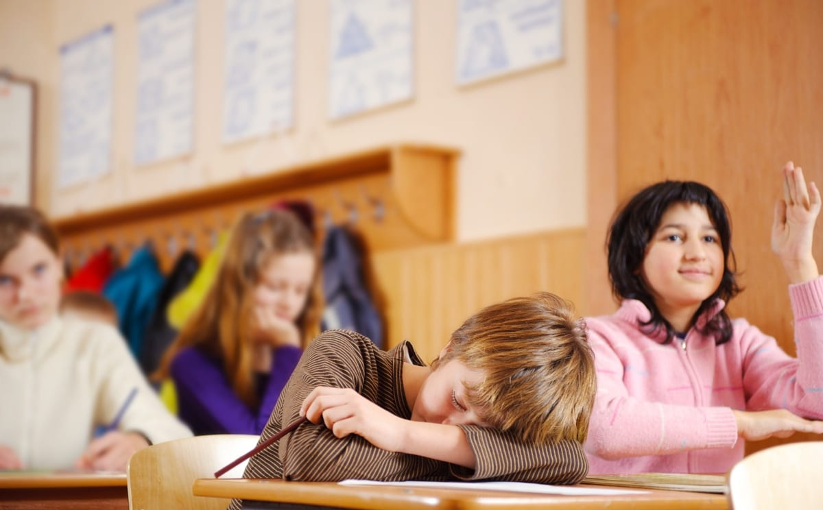 What To Do When Your Student Tells You They're Bored