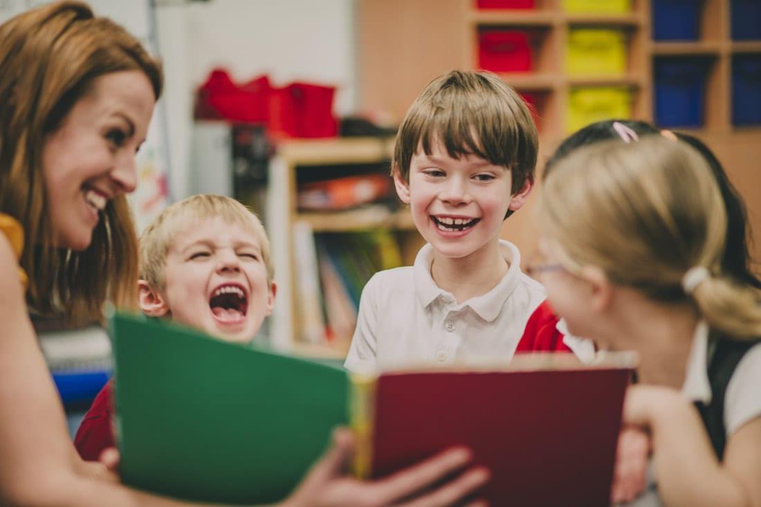 Why Teachers Love Their Private School Jobs