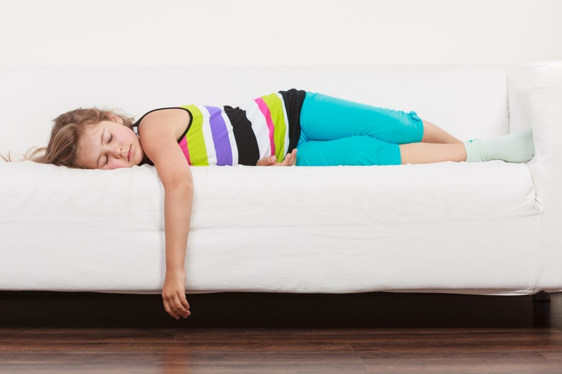 Why You Should Make Sure Your Child Gets Enough Sleep This Summer
